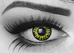 Yellow Eclipse lenzen