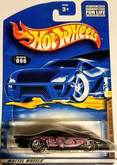 Hot Wheels Pro Stock Firebird - Skin Deep Series - Black