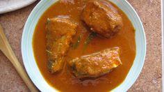 Mom's fiery Kerala fish curry