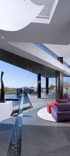 ultra modern luxury