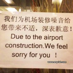 40 hilarious translation fails from different languages. – The Language Nerds Funny Fails, Funny Memes, Hilarious, It's Funny, Translation Fail, English Translation, Starwars, Irony Humor, Funny Translations