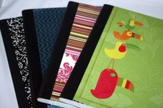 This is a great DIY project that makes it easy to personalize a notebook for journaling or note taking.  Make one for yourself, as a gift, for a birthday, Easter or Mother's Day! But be warned: these can be addicting to make! Once you start making them, you'll realize these beauties are just as  fabulous as their cover! You'll see how useful and helpful they are!