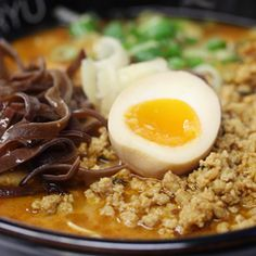 Nitamago Ramen Eggs | Soft boiled eggs seasoned with soy sauce, Nitamago Ramen Eggs are an indispensable accompaniment to a hot bowl of ramen. Much like every chef has their own recipe for chili or bolognese, there's no one way to make Nitamago Ramen Eggs, but we'll let you in on our secret method!
