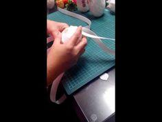 湘榆創意手工坊~~ 2.1CM珍珠帶好彩頭的編法(上集:矮個子)(材料歡迎至露天拍賣參觀選購~湘榆創意手工坊)