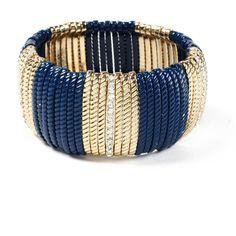 Amrita Singh Prince Street Bracelet ($100) ❤ liked on Polyvore