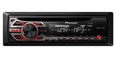 Pioneer DEH-150MP Single DIN Car Stereo With MP3 Playback - http://caraudio.nationalsales.com/pioneer-deh-150mp-single-din-car-stereo-with-mp3-playback/