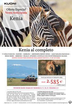 Kenia al completo 11 días/9 noches * Venta Anticipada * ultimo minuto - http://zocotours.com/kenia-al-completo-11-dias9-noches-venta-anticipada-ultimo-minuto/