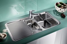 Modern kitchen sinks: my sink problem