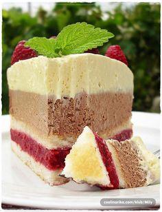 Radina torta - My Mili Cake Torte Recepti, Kolaci I Torte, Cupcake Recipes, Cupcake Cakes, Dessert Recipes, Cake Cookies, Bulgarian Recipes, Croatian Recipes, Wine Recipes