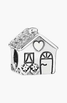 Pandora | 'Home Sweet Home' Bead Charm - owned!