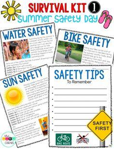Day 1: Summer Safety