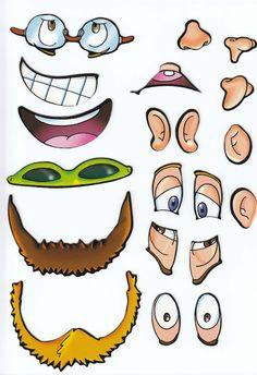 caras y expresiones - consuelo vicente - Picasa Web Albümleri