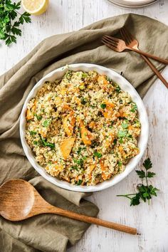 Learn how to make this delicious Sweet Potato Quinoa Salad. This gluten-free and vegan salad is flavoursome and so easy to prepare. Ideal lunch or side dish. Head to the blog to get more details and the recipe. Sweet Potato Quinoa Salad #quinoasalad #quinoarecipes #glutenfreesalad #sweetpotatorecipes #saladrecipes #easyrecipes #appetizerrecipes #itsnotcomplicatedrecipes #cravecookconsume itsnotcomplicatedrecipes.com Appetizer Recipes, Salad Recipes, Sweet Potato Quinoa Salad, Sweet Potato Recipes, Light Recipes, Ethnic Recipes, Moroccan Recipes, Easy Meals, Side Dish