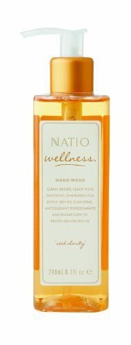 Natio Wellness Hand Wash 240ml - http://www.css-tips.com/product/natio-wellness-hand-wash-240ml/ #affiliate