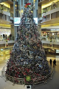 Bicycle Tree. #keen #recess