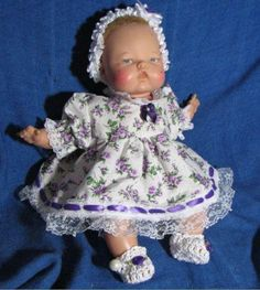 Thumbalina. I ALWAYS got a new babydoll for Christmas!