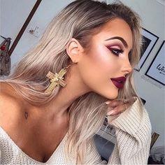 CODE RED  #makeup #instamakeup #cosmetic #cosmetics #fashion #eyeshadow #lipstick #gloss #mascara #palettes #eyeliner #lip #lips #tar #concealer #foundation #powder #eyes #eyebrows #lashes #lash #glue #glitter #crease #primers #base #beauty #beautiful