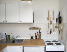at least kleine r ume einrichten 5 tricks f r die mini k che ideen rund ums haus pinte. Black Bedroom Furniture Sets. Home Design Ideas