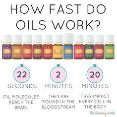 How fast do essential oils work? CRAZY fast! #doesabodygood #essentialoils