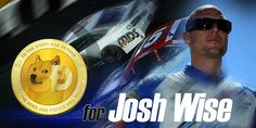 Dogecoin continues to make a buzz not only in the world of cryptocurrency and online gambling industry, but also in the sport scene as it sponsors yet another athlete—a NASCAR racer this time.