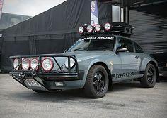 Porsche Safari RS - Ein Offroad-Porsche! Junge Junge... das Ding ist eine Granate. Ein Fahrzeug welches Automobil-Puristen komplett plät...
