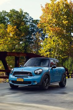 New experiences don't just happen. Get out and find one in the #MINI #Countryman.