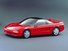 1989 Acura NSX Prototype