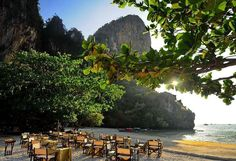 Most Beautiful Hotels in the World Rayavadee Resort, Krabi, Thailand Most Beautiful Beaches, Beautiful Hotels, Beautiful World, Beautiful Places, Amazing Hotels, Krabi Hotels, Hotels And Resorts, Best Hotels, Luxury Hotels