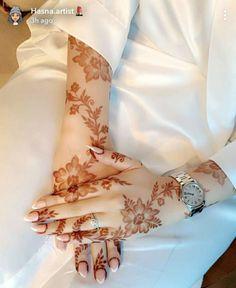New Henna Designs, Floral Henna Designs, Finger Henna Designs, Wedding Mehndi Designs, Mehndi Designs For Fingers, Mehndi Design Images, Beautiful Henna Designs, Henna Tattoo Designs, Mehandi Designs