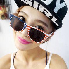 American flag British flag retro sunglass,cheap fashion sunglasses for man and women,girl fashion ,sunglass lowest prices at Gofavor.us