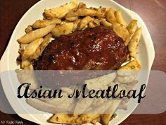 Asian Meatloaf