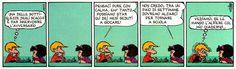 Malfada e gli scacchi: «Una delle sottigliezze degli scacchi è far innervosire l'avversario» #Mafalda