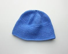 How to crochet a hat - for beginners