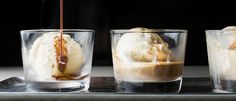 This simple Italian dessert is where hot espresso meets chill gelato. Learn to make the perfect affogato at home: Get the recipe at Tasting Table.