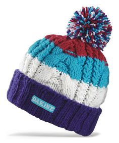 Blue Chance Beanie by DAKINE on  zulily Kids Hats eec760945c03