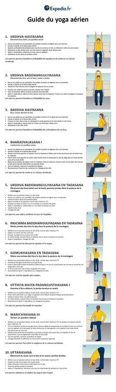 Infographie yoga