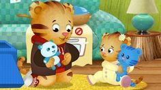 A Pandy Bear for Margaret | Daniel Tiger's Neighborhood Sharing and helping others