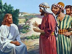 """DIOS ME HABLA HOY: Lucas 7, 19-23 """"¿Eres Tú el que ha de venir o tenemos que esperar a otro?"""" http://es.catholic.net/op/articulos/63940/la-tentacion-de-la-duda.html"""