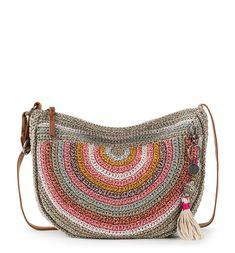 Irish Crochet, Hand Crochet, My Bags, Purses And Bags, Crochet Handbags, Crochet Bags, Crochet Ideas, Crochet Patterns, Crochet Coin Purse