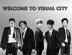 What happens in visual city.....stays in my dreams lol <------ ha same, but there should be way more in here. | allkpop Meme Center