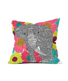 Take a look at this Groveland Throw Pillow by DENY Designs on #zulily today! $27 !!