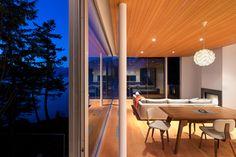 Gambier Island House / MGB
