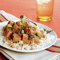 105 Slow-Cooker Favorites | Caribbean-Style Pork | CookingLight.com