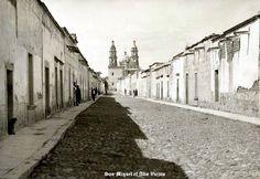 Calle de San Miguel el Alto Jalisco Mexico 5