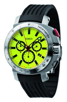 Xemex Concept One Chronograph watch