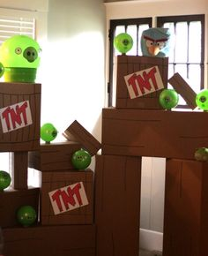 Angry Birds Party 113