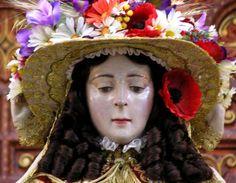 Si la vista no engaña es la Virgen del Rocío: ¡La más bonita de España!