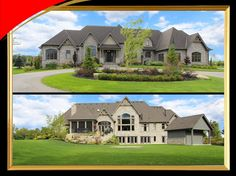 Honey Harbour Heights North of Port Perry - $1,999,900 Stunning 3358 sqft residence boasts a heated/finished 4-car garage + part fin w/o lower level situated on a quiet cul-de-sac on 1.7 acres. Screened-in rotunda warmed by w/b f/p, hot tub & pizza oven. The Builder, Fourteen Estates, exhibits attention to detail, architecture and fine interior finishes.