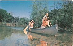 Camp Fire's Camp El Tesoro    1970's canoeing in the Brazos River  http://www.campeltesoro.org