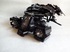 Lego The Dark Knight Rises - The Bat